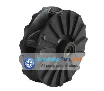 D3147R Rubber Slurry Pump Impeller 4/3C AH