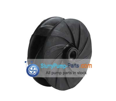 E4147R Rubber Slurr y Pump Impeller 6/4D-AH