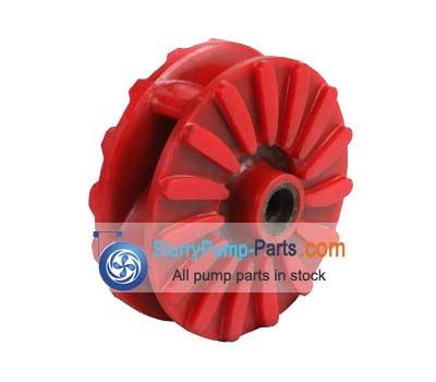 E4147U01 Slurry Pump Polyurethane Impeller