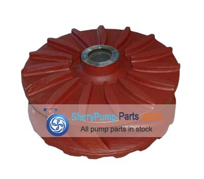 FAM8147 A05 High Chrome Alloy Impeller