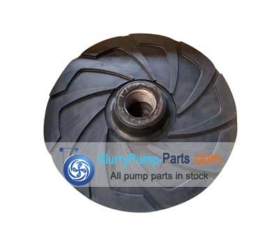 G10147R Rubber Slurry Pump Impeller 12/10ST-AH