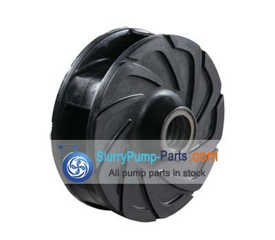 G8147R Rubber Slurry Pump Impeller 10/8ST