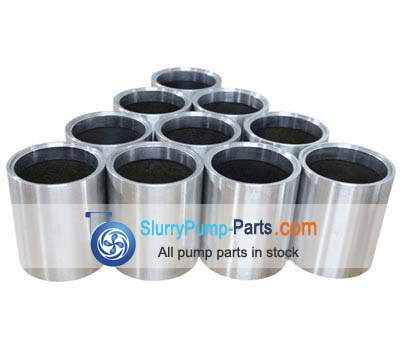 D075 Slurry Pump Shaft Sleeve